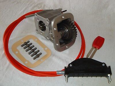 Iveco Daily 2830.5 (5 Speed) Pto Unit & Lever Cable