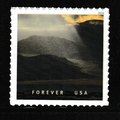 US 5298a O Beautiful Spacious Skies Death Valley forever single MNH 2018