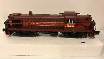 ARISTO CRAFT LIL Critter Locomotive #22599 Green used condition but on