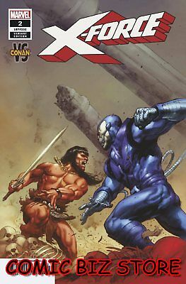 X-Force #2 (2019) 1St Printing Opena Conan Variant Cover Marvel Comics