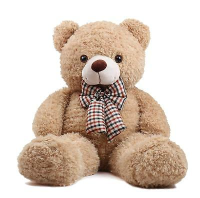 DOLDOA Big Teddy Bear Stuffed Animals Plush Toy for Girlfriend Children 32''