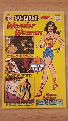 Wonder Woman Annual 1967 #1 (2002 Nachdruck) DC Comics 80 Page GIANT englisch