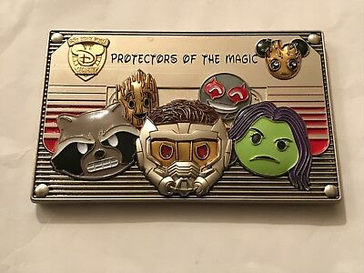 Walt Disney World Security Guardians Of The Kingdom Challenge Coin