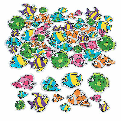 Easter and Christmas Foam Stickers Shapes Series 5 Pack of 50 See Listings
