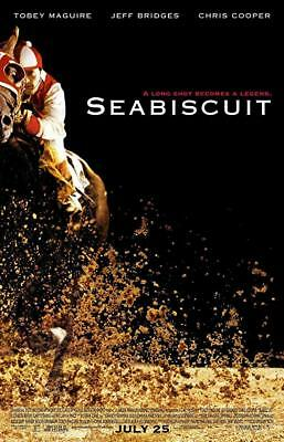 Seabiscuit | $1.39 DVD | $4.00 Flat Rate Shipping