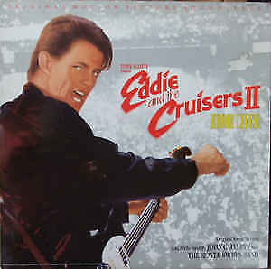 Eddie And The Cruisers II: Eddie Lives! (Original Motion Picture Soundtrack) CD