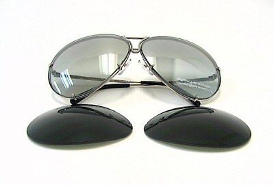 a2b83af68add6 Porsche Design Kim Kardashian Genuine Sunglasses P8478B Lens size  66mm