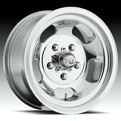 CPP US MAGS U101 Indy wheels 15x7 + 15x9 fits: AMC RAMBLER JAVELIN AMX