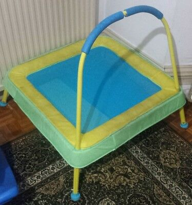 Kid's 2ft Indoor Trampoline for children 3+