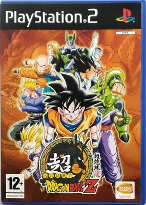 Gioco PS2 Super Dragon Ball Z - Bandai Namco Sony Playstation 2 Usato