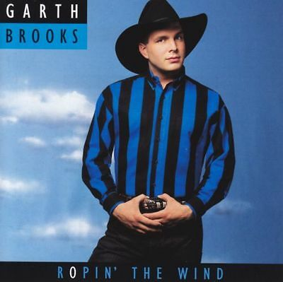 GARTH BROOKS Ropin' The Wind CD BRAND NEW Remastered