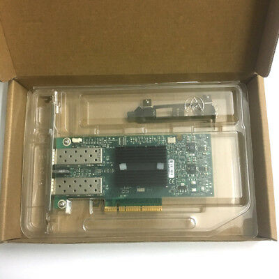 Cx312A Mellanox Mcx312A-Xcbt Connectx-3 Dual Port En 10 Gigabit Ethernet Card