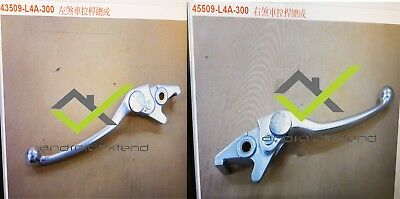 SYM MAXSYM 400i/600i BRAKE LEVERS (1SET)