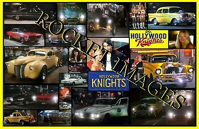 Hollywood Knights 1980 Custom Movie Poster 11x17 Buy any 2 Posters Get 3rd Free!