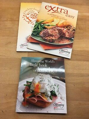 Slimming World - Little Book Of Lunches - Recipe Book