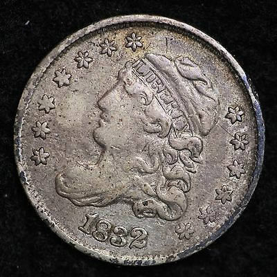 1832 Capped Bust Half Dime CHOICE VF FREE SHIPPING E131 AHM