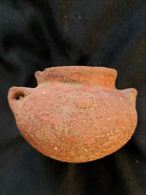 Pre Columbian Clay Bowl from Costa Rica.