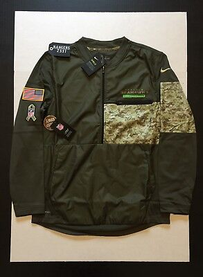 11aabe0d5 Nike NFL Seattle Seahawks Salute to Service Hybrid Jacket 2017 STS Mens  Size L