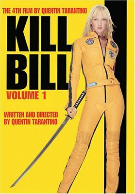 Kill Bill Vol. 1 (DVD, 2004) - Disc Only