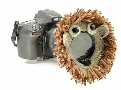 """""""Lens Lion"""" For Creative Children & Kids Photography - Great for Pets (Dogs, Cat"""