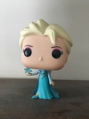 Funko Pop Disney Frozen Vinyl Action figure Elsa #82 Out of Box