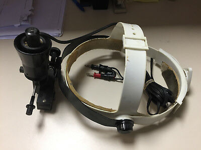 Keeler Binocular Indirect Ophthalmoscope / BIO with power supply