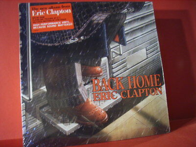 "Eric Clapton "" Back Home "" (1St Half-Speed-Pressing/180Gram Double-Vinyl/sealed)"