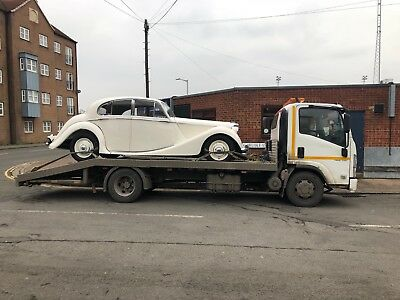 Classic car recovery collection Yorkshire doncaster Gainsborough Barnsley Goole