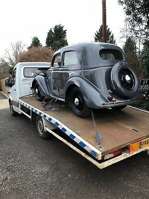Classic car recovery collection Yorkshire doncaster Sheffield Barnsley Wakefield