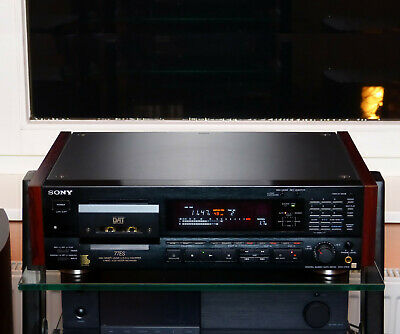 Sony DTC-77ES ♪ 4DD + 4Head ♪ Top-Zustand   Exc. Condition ♪ FB   RC ♪ Serviced