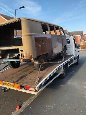 car delivery recovery transport service doncaster based Barn Finds Yorkshire