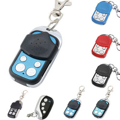 Universal Cloning Electric Gate Garage Door Remote Key Fob 315/433MHz Cloner New