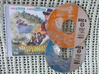 Crocodile Dundee in Los Angeles (VCD, 2001) B12