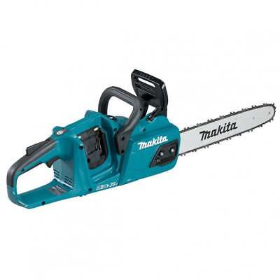 Makita DUC355Z Twin 18v 36v Cordless Chainsaw Brushless 35cm Bar Body Only