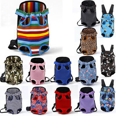 2019 Pet Dog Portable Outdoor Carrier Supplies Cat Front Backpack Chest Pack