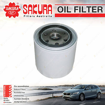 OIL FILTER FORD Territory Sz 2 7L 6 Cyl 2Wd Awd Turbo Diesel