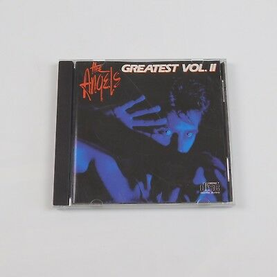 The Angels Greatest Hits Vol 2 Cd Cdepc451067 2 Rare Oop