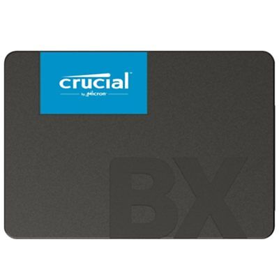 """Wme*ssd-Solid State Disk 2.5"""" 120Gb Sata3 Crucial Bx500 Ct120Bx500Ssd1 Read:540M"""