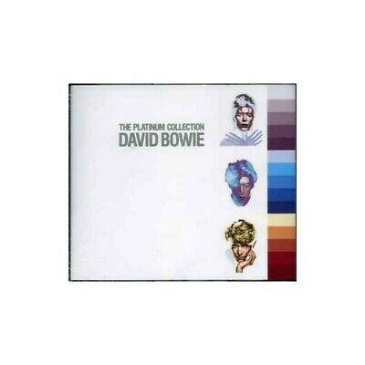 DAVID BOWIE - The Platinum Collection (3 CD) - CD Audio - 2018