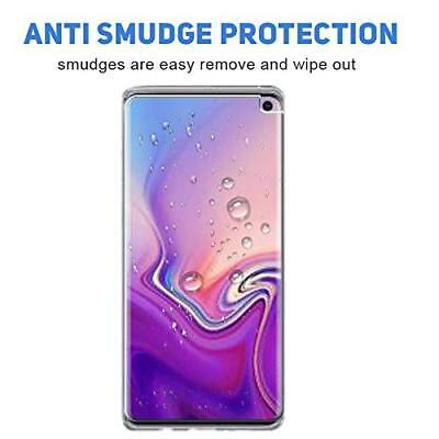 Samsung Galaxy S10 5D Curve Tempered Glass Film Screen Protector
