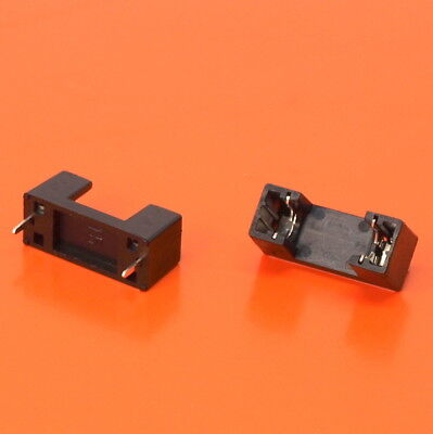 High Quality PCB Fuse Holder for 5 x 20mm Glass Fuses - Various Pack Sizes