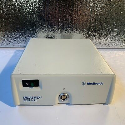 Medtronic Midas Rex Bone Mill Console Model BM120 - For Parts / Repair
