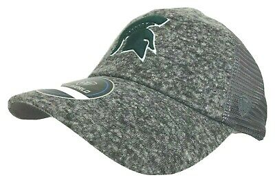 separation shoes 9e914 70590 Michigan State Spartans Top of the World 3D Logo Gray Mesh Back Hat Adjust  NWT