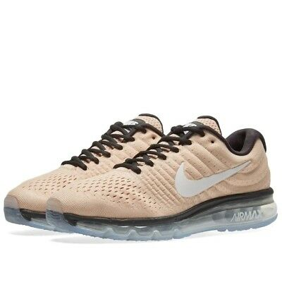 newest 3641d e655b Nike Air Max 2017 Bio Beige, White   Black Eu 46, 849559 200