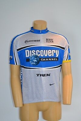LANCE ARMSTRONG DISCOVERY Channel Nike Trikot Tour de France 2005 US Postal NEW