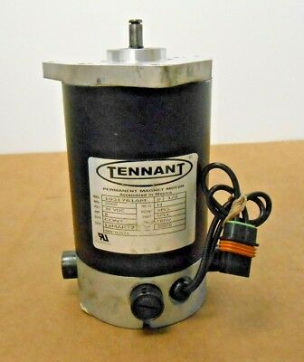 1 New Tennant 1031761Am 1031761 Permanent Magnet Motor 1/2Hp 2000Rpm 36Vdc 8 Amp