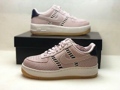 c8e50a4d73d6 Nike Air Force 1 AF1 UPSTEM SL PARTICLE ROSE Womens Classic 917591 600 Size  7