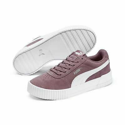 PUMA CABASAG SD Ladies Streetstyle Trainers Clubwear Leather
