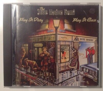 "The Jess Roden Band ""Play It Dirty Play It Class"", Cd, Rare, Used"