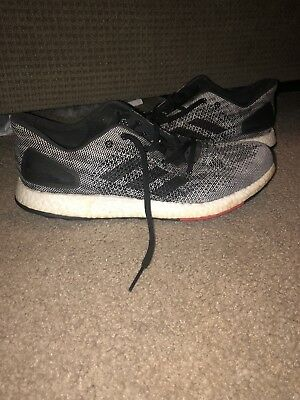 Men s Adidas Multi Color Oreo Pure Boost DPR LTD Running Shoes Size 11.5 be7f33b8eeff